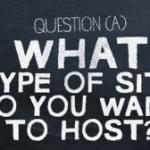 ¿Qué hosting web elegir según tu sitio web?