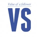 Facebook vs Twitter: El valor de nuestros seguidores en social media