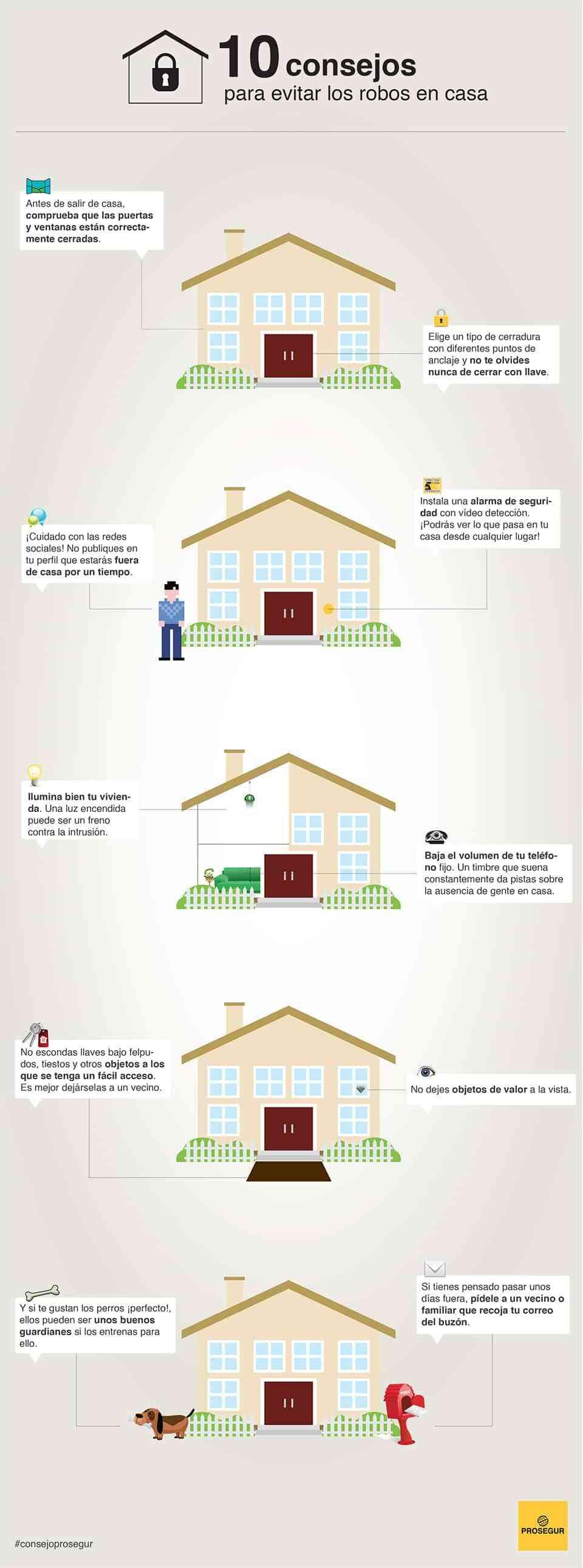 10 consejos para evitar robos en navidad
