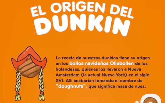 el origen del donuts