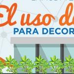 el uso del color para decorar tu hogar