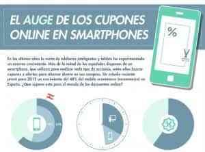 el auge de los cupones en smartphones