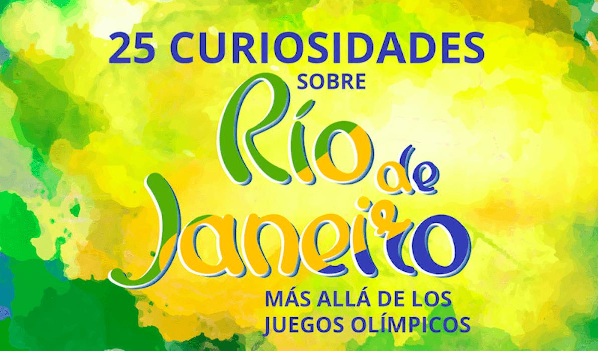 Infografía: Descubre Río 2016 en 25 números