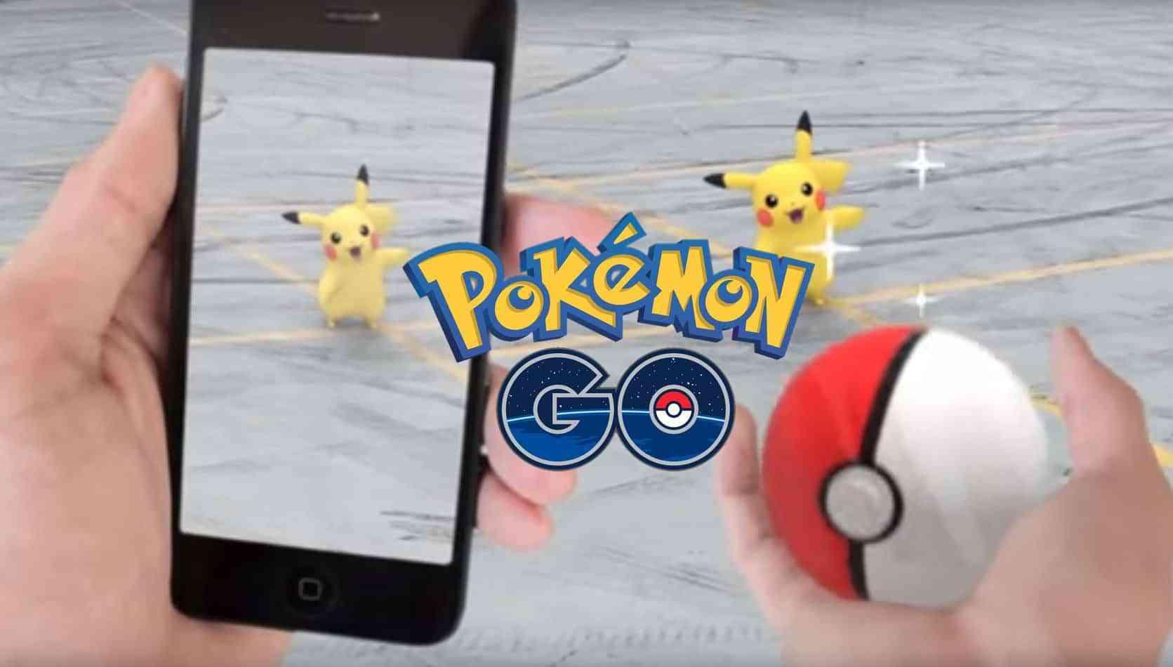 La Historia detrás de Pokémon go