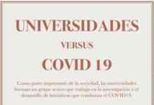 Universidades contra el COVID